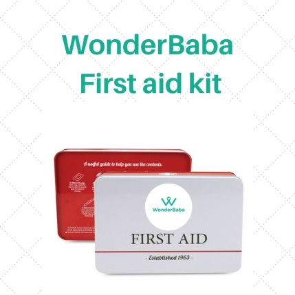 WonderBaba First aid kit