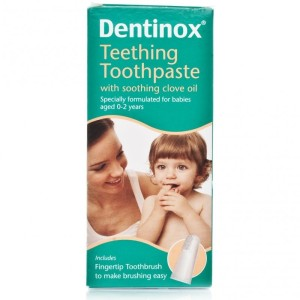 Dentinox Teething Toothpaste