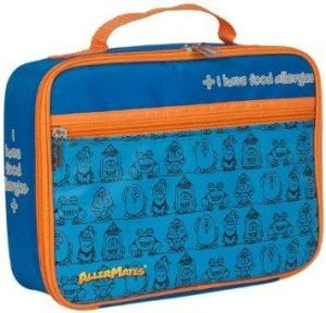 lunchbox blue