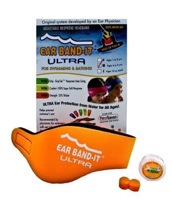 Ear Band-it Orange with Packaging (2)