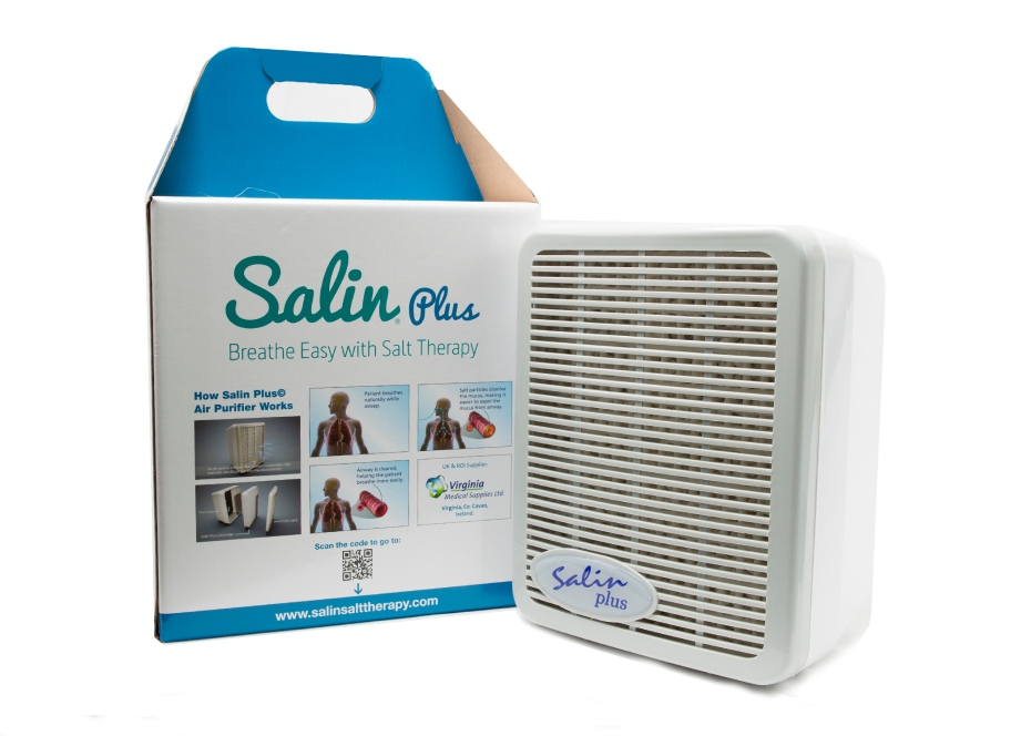 home salt therapy machine